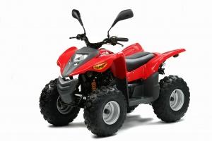 EATV-100D / E-D2000 Transport ATV