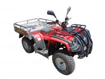 E-T4000 Delivery ATV